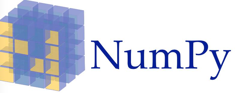 python numpy logo