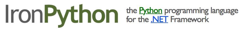 IronPython ロゴ