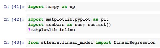 線形回帰とは 分析 モデル Python やり方 直線式 係数 求め方 アルゴリズム 最小二乗法 サンプル コード 1 ライブラリ インポート scit-learn sklearn